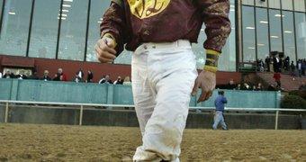 Jockey Alex Birzer
