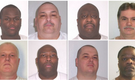 Arkansas governor sets execution dates for 8 inmates