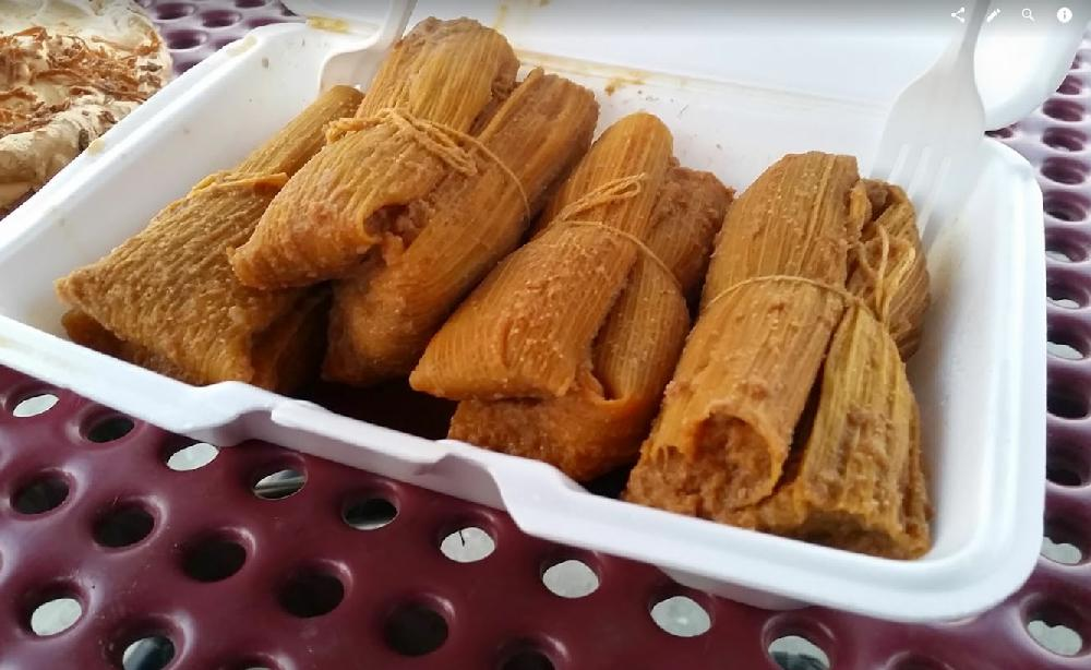 Rhoda s famous hot tamales in lake village is one of for Arkansas cuisine