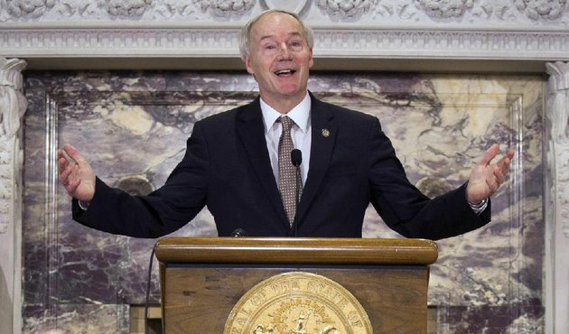 gov-asa-hutchinson-at-a-news-conference-wednesday-speaks-out-in-support-of-the-bill-to-separate-robert-e-lees-name-from-the-holiday-now-shared-with-martin-luther-king-jr-setting-a-state-memorial-day-for-lee-in-october