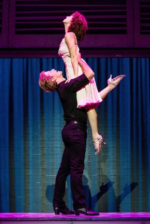 "Twenty years after ""Dirty Dancing"" became a cultural phenomenon, creator Eleanor Bergstein wanted to give her audience what they didn't know they'd been missing. She brought the story to the stage with a musical — but don't expect a lot of singing from Baby and Johnny. ""It really couldn't be a traditional musical because no one wants to hear Baby singing 'Be My Baby' to Johnny — I mean they would throw soiled handkerchiefs at the stage! So I had to find a new form,"" Bergstein says of her nontraditional ""musical."" ""It is a play with music — 90 percent of the music is live. It's the way you use music in your real life. … It is kids making music in the summer the way we all do. I think music is the soundtrack of the heart, so you can always remember what happened to you while you were listening to that song, and that's the way I wanted to use music here."""