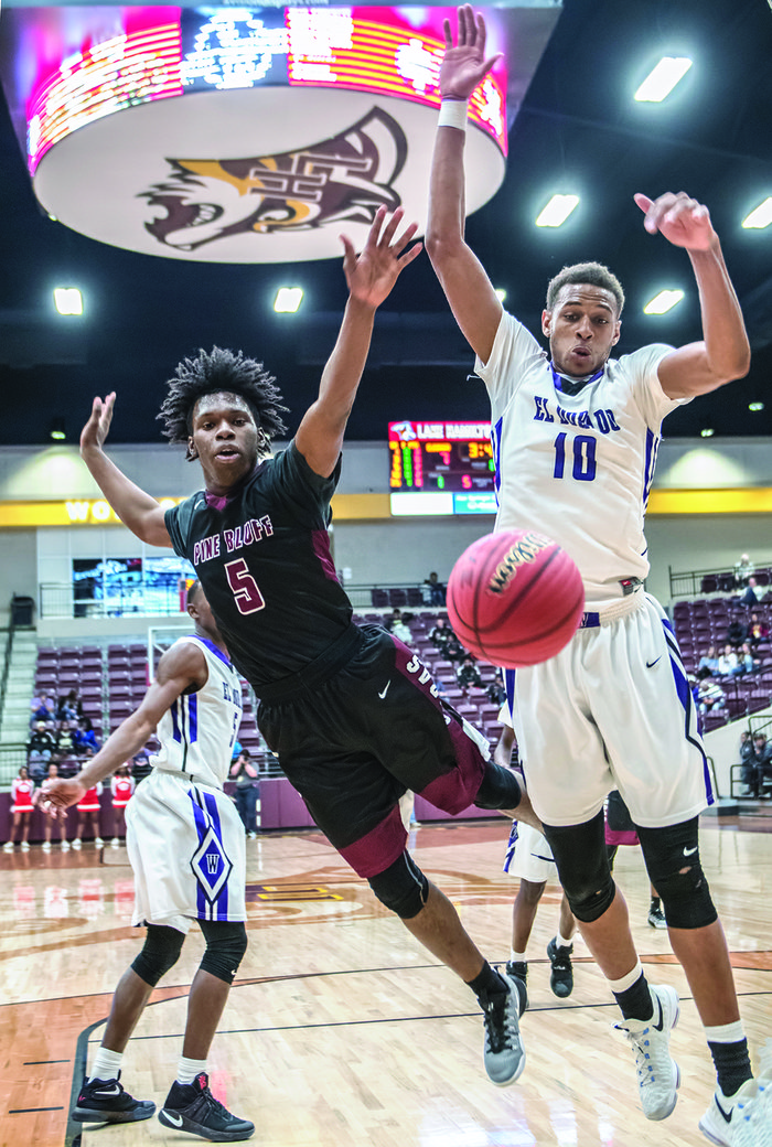 El Dorado News Times Wildcats Thump Pine Bluff
