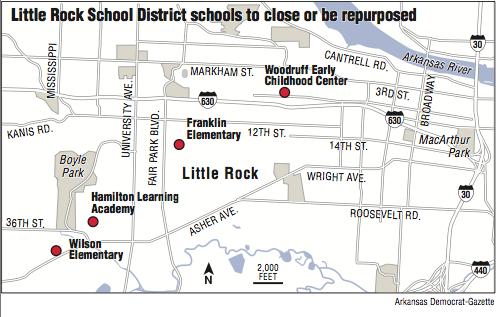 Schools Plan On Little Rock Board39s Plate  NWADG