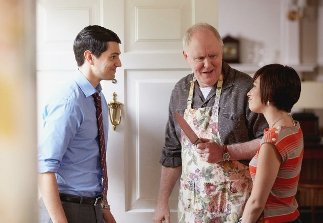nbcs-trial-error-stars-from-left-nicholas-dagosto-john-lithgow-and-krysta-rodriguez-the-comedy-debuts-at-9-pm-today