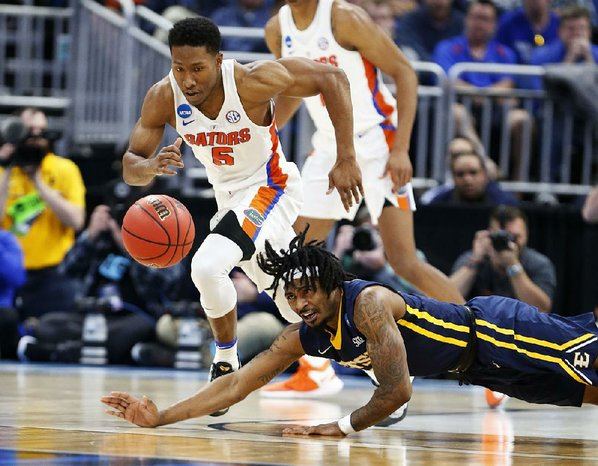 Virginia's Season Ends with 65-39 NCAA Tournament Loss to Florid