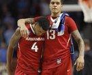 Arkansas loses to North Carolina in NCAA Tournament