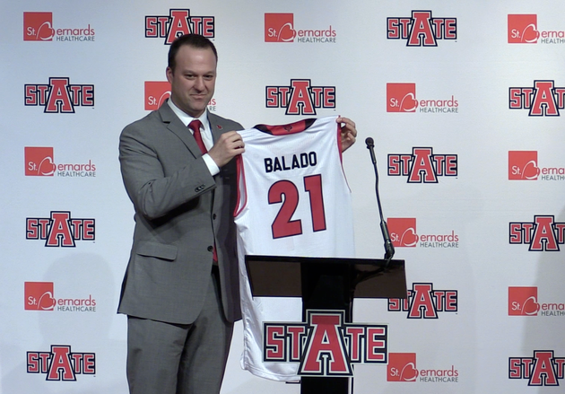 mike-balado-is-introduced-monday-as-the-new-arkansas-state-mens-basketball-coach