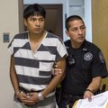 Edward Alexis Martinez-Torres is led from Circuit Judge Robin Green's courtroom on June 20, 20...