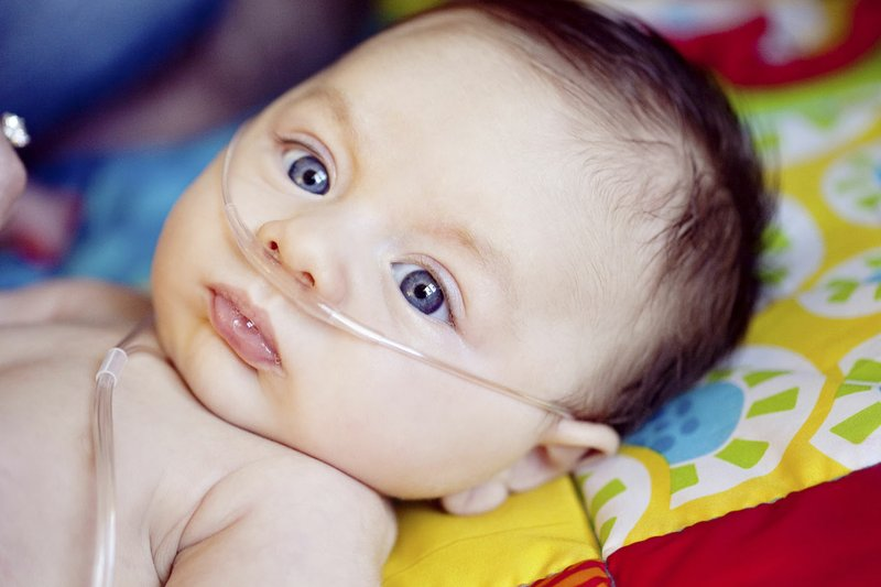Grieving parents help baby leave legacy long after short life