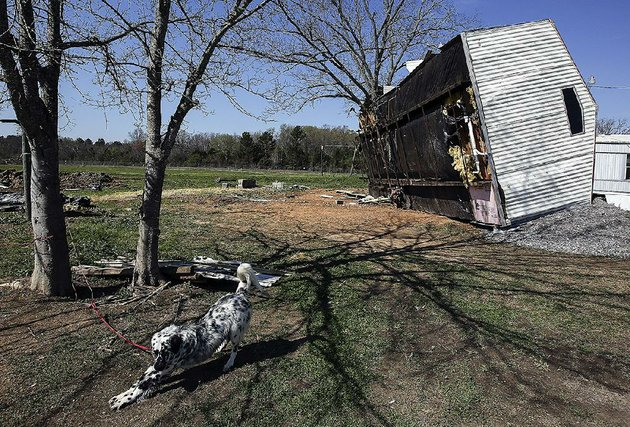 arkansas-democrat-gazettemitchell-pe-masilun-3262017-a-mobile-home-lies-on-its-side-after-being-blown-over-by-a-tornado-that-struck-friday-night-near-kato-in-northern-pulaski-county-sunday-march-26-2017