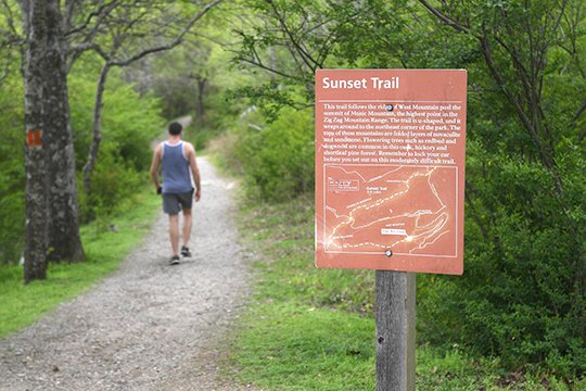 Hot Springs Sentinel Record HSNP included in forest network