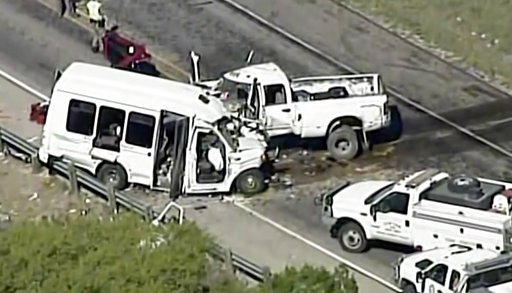 Texting and Driving Blamed for Deadly Bus Crash that Killed 13