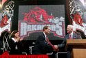 Dana Altman's day at Arkansas in 2007