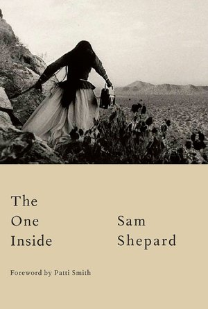 "Book cover for Sam Shepard's ""The One Inside"""
