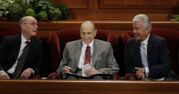 5 new temples announced at the 187th annual General Conference