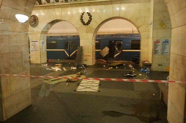 Death toll from St. Petersburg metro blast rises to 14- Ria