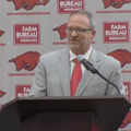 New Arkansas women's basketball coach Mike Neighbors.