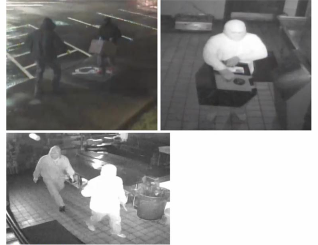 Photos surveillance images released reward offered in for Sharks fish chicken little rock ar