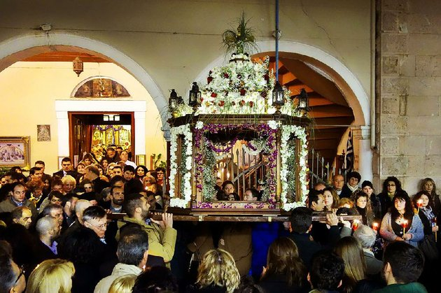 in-nafplio-greece-a-symbolic-easter-casket-is-carried-in-a-funeral-procession-that-winds-through-town