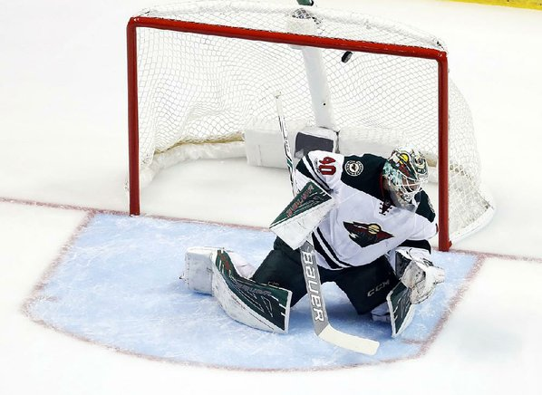 Wild look to tie up series in Game 2 against Blues