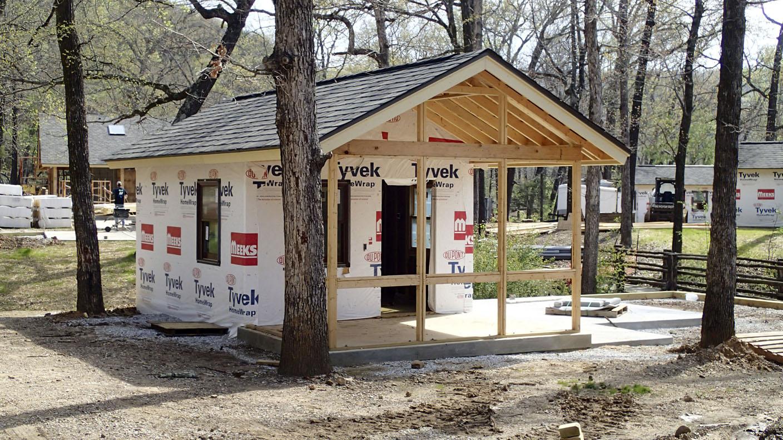 Northwest arkansas cabins eureka springs ar beaver lake for Cabin builders in arkansas