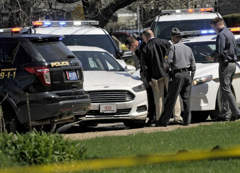 Killer in posted video kills himself after police chase