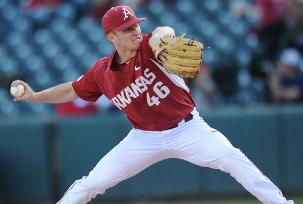 Murphy Dazzles As Arkansas Completes Sweep Of Memphis