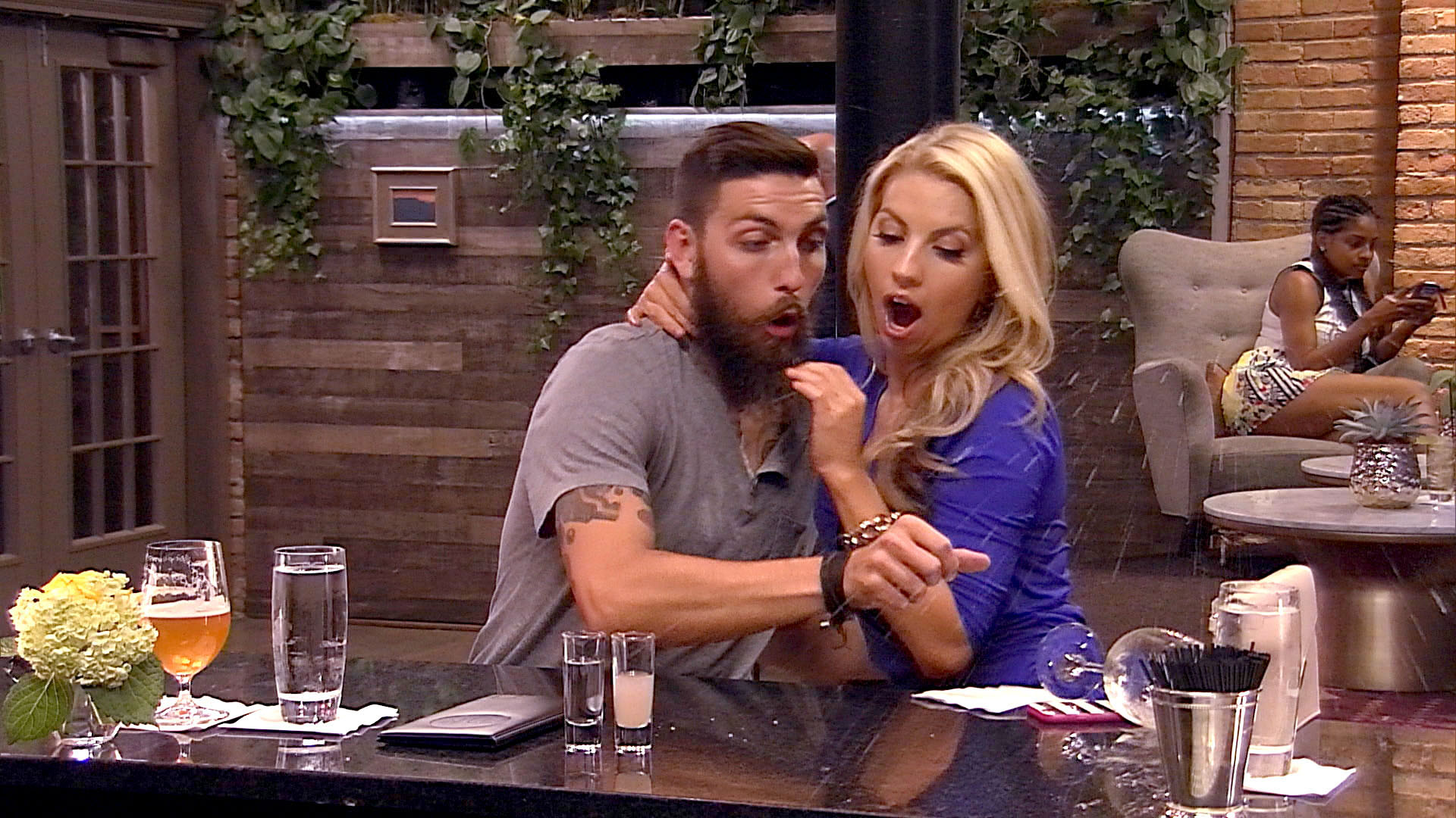 First Dates couple Woody McFann and Katheryn Golden spill ...