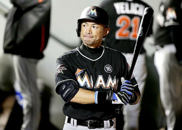 Some farewell: Ichiro goes deep in likely last AB in Seattle
