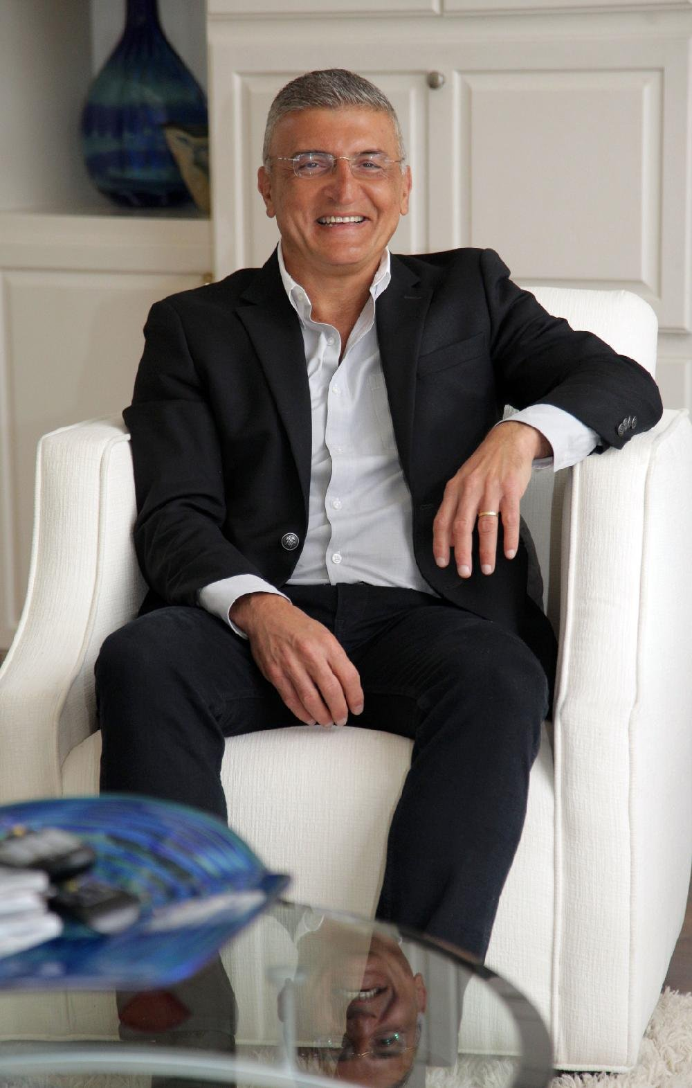 HIGH PROFILE: Little Rock neurosurgeon Dr  Ali Krisht