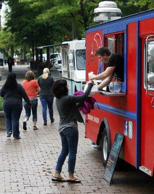 Main Street Food Truck Fridays Little Rock