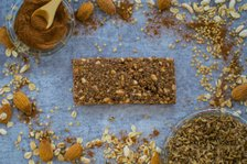ReGrained's snack bars ...
