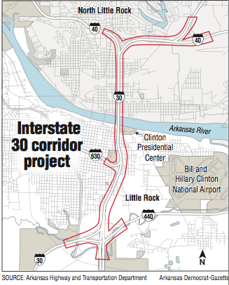 Wider I30 Plan Only Shifts Jams Planners Advise