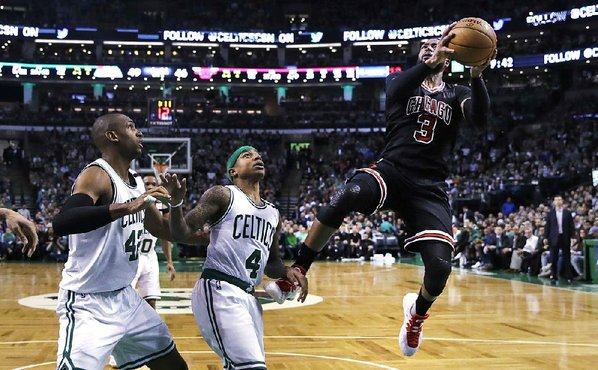 Can Celtics' Avery Bradley shut down Bulls' Jimmy Butler again?