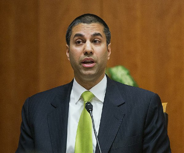 Trump's FCC chairman announces plans to abandon net neutrality enforcement