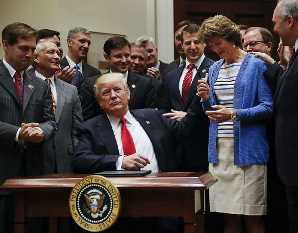Trump Signs Order Reviewing Offshore Drilling Regulations