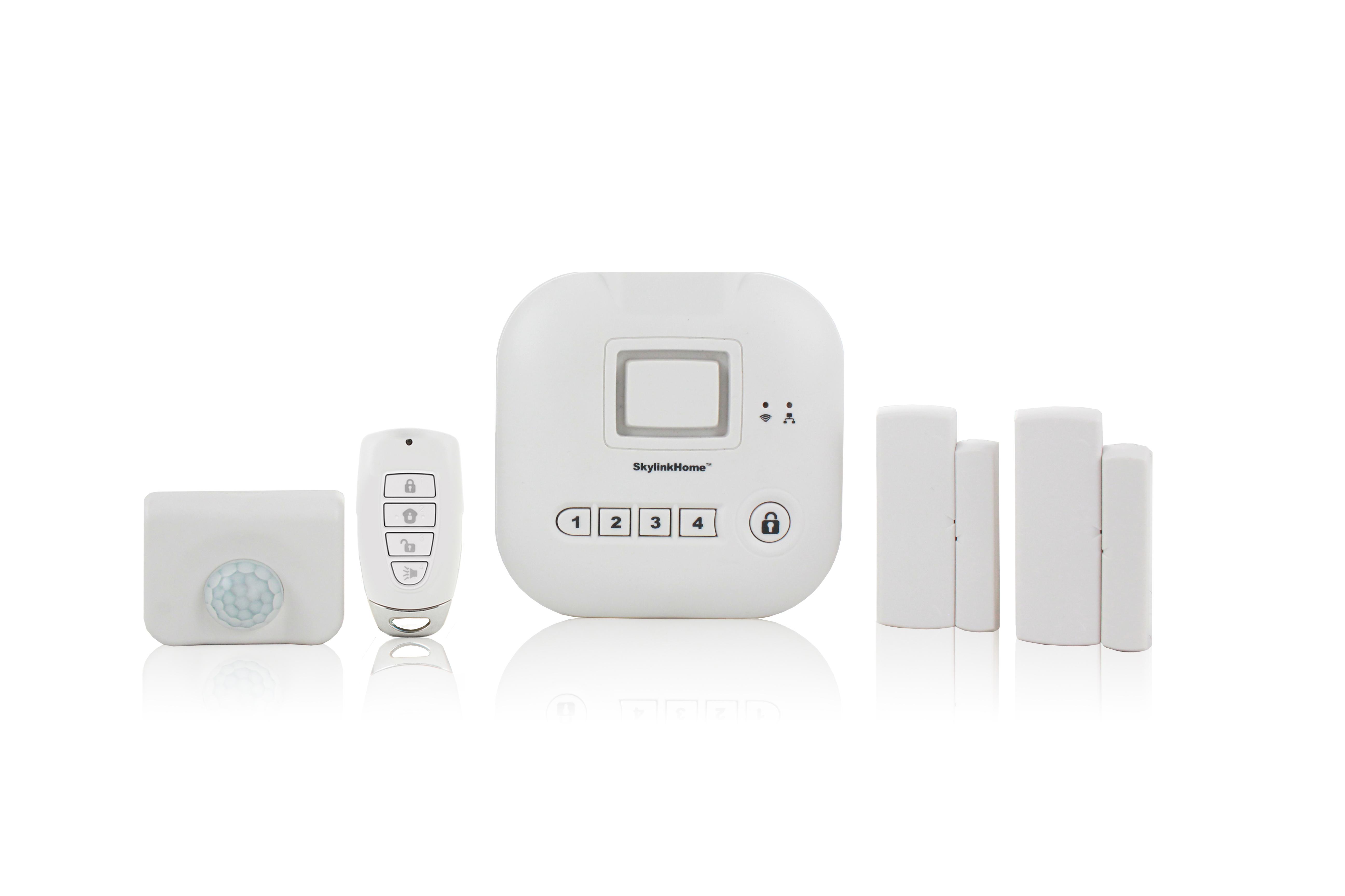 Starter >> Skylink Alarm System Starter Kit