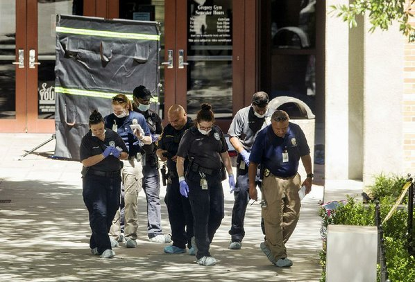 Student stabs four at UT Austin campus
