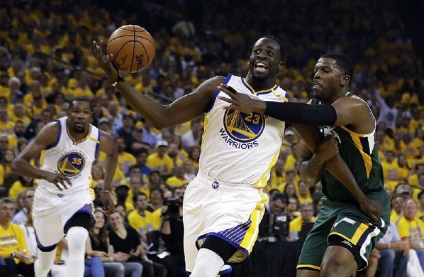 Warriors Tonight: Game 2 vs. Utah Jazz at Oracle Arena