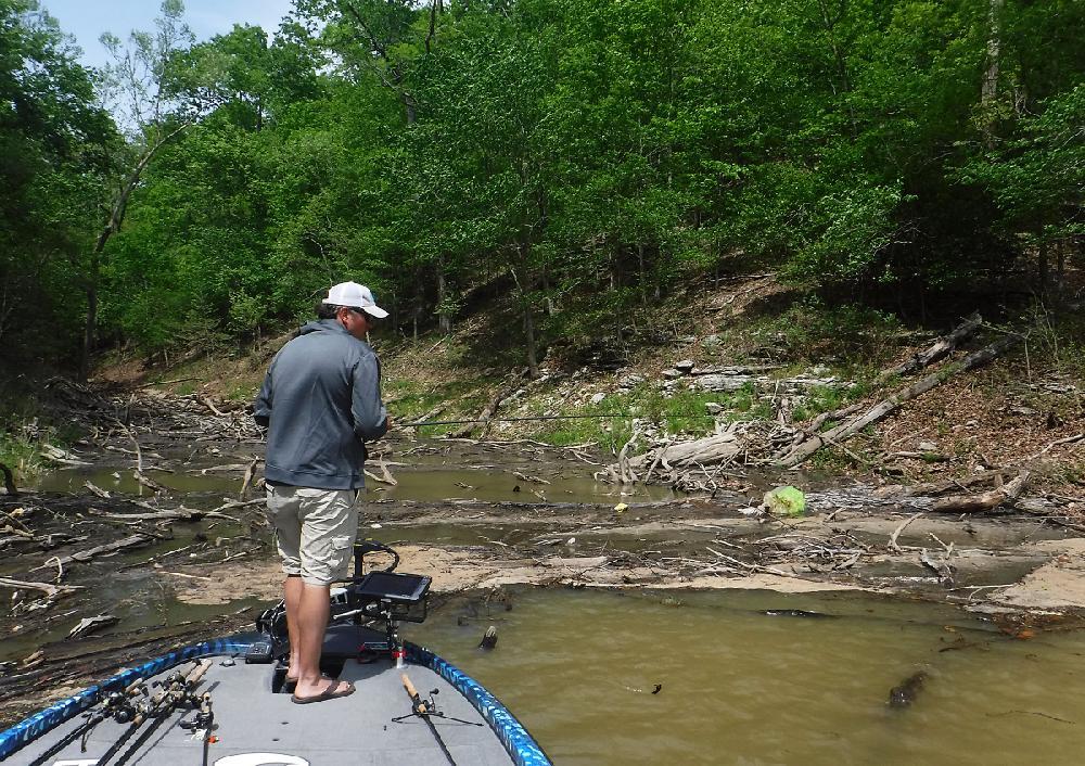 Co angler academy nwadg for Lake bryan fishing