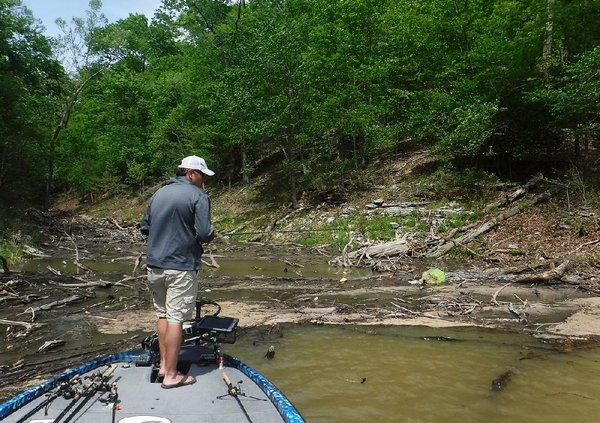 Co angler academy for Lake bryan fishing