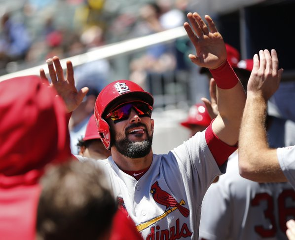 Pham's second homer lifts Cardinals past Braves in 14 innings