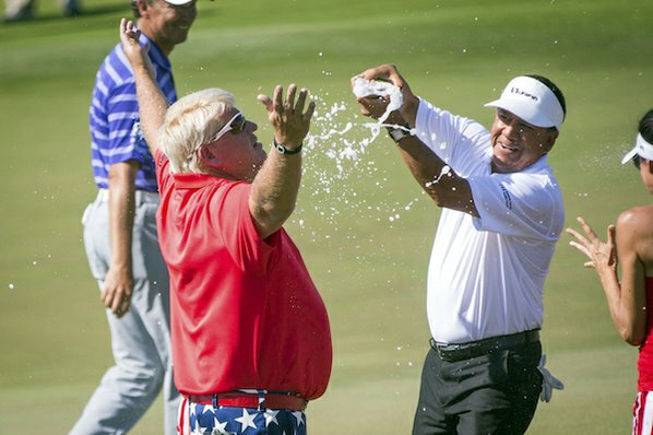John Daly wins first Champions Tour title