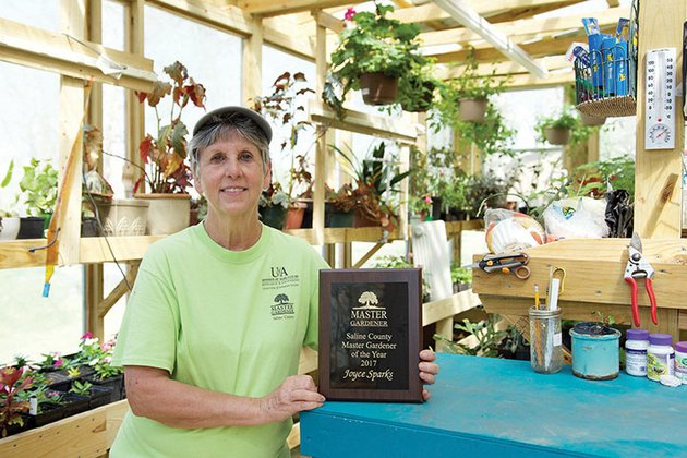 joyce-sparks-of-avilla-is-the-2017-saline-county-master-gardener-of-the-year-she-reported-243-hours-of-work-on-master-gardener-projects-in-2016