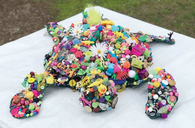 sea-toy-tle-a-mixed-media-piece-created-by-fourth-grade-students-at-the-smithzonian-art-center-in-arkadelphia-received-a-best-of-class-award-in-the-56th-young-arkansas-artists-exhibition-the-exhibit-opens-tuesday-and-continues-through-july-23-at-the-arkansas-arts-center-in-little-rock