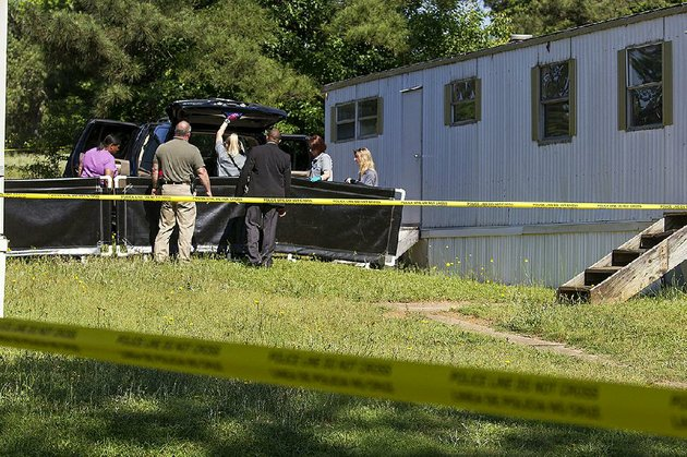 little-rock-police-investigate-a-double-homicide-monday-morning-after-two-women-were-found-dead-inside-a-vehicle-parked-next-to-a-vacant-mobile-home-at-11500-chicot-road