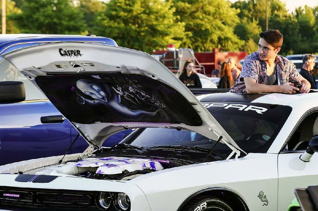 Bay Roberts Chevrolet >> Motorhead madness: Auto enthusiasts gather in North Little Rock once a month to show off their ...