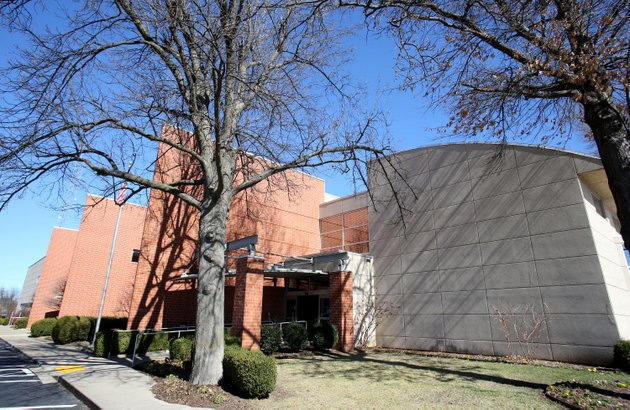 architect firm recommended for springdale criminal justice complex