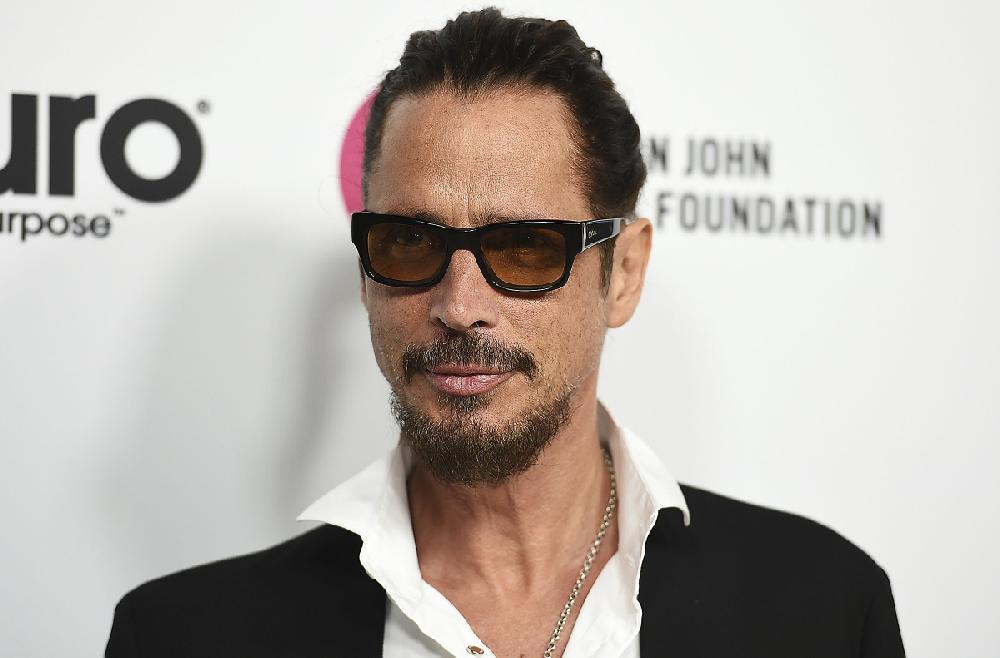 Grunge innovator, Soundgarden frontman