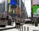 Car plows into pedestrians at Times Square